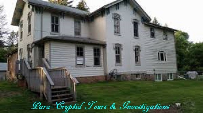 Get Information and buy tickets to Willis House Inn Public Investigation Hosted by Para-Cryptid Tours & Investigations on Thriller Events