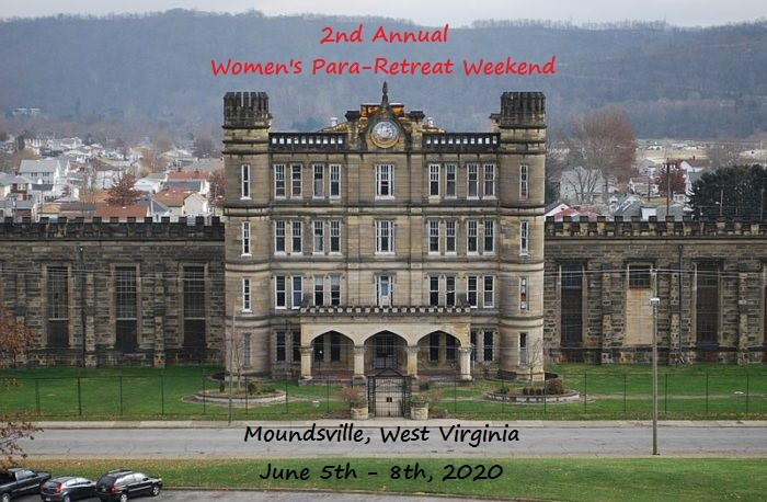 Vendor Tables for Women's Para-Retreat Weekend & Conference