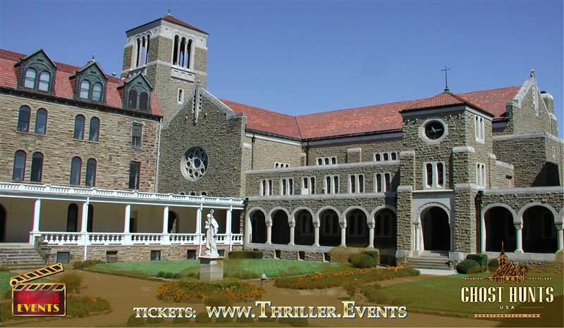 Get Information and buy tickets to Abbey Monastery Ghost Hunt A Ghost Hunts USA Event! on Thriller Events