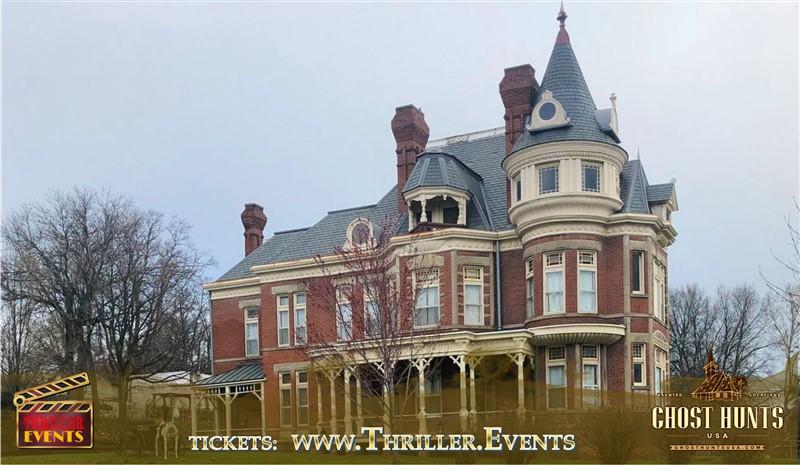 McInteer Villa Ghost Hunt!
