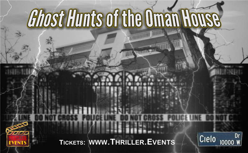 Oman House Ghost Hunt