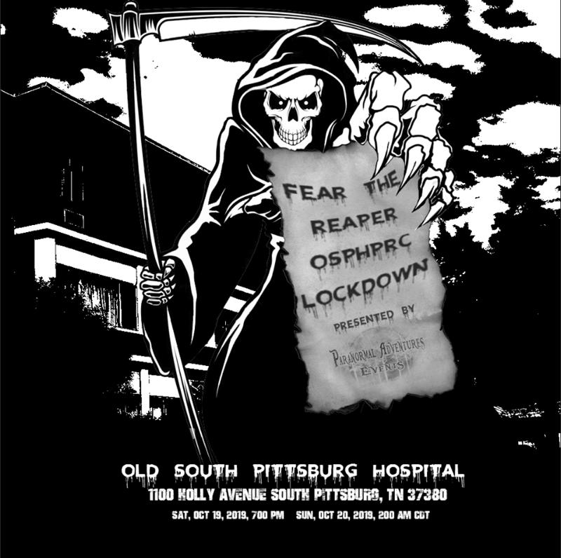 Fear The Reaper OSPH Lockdown