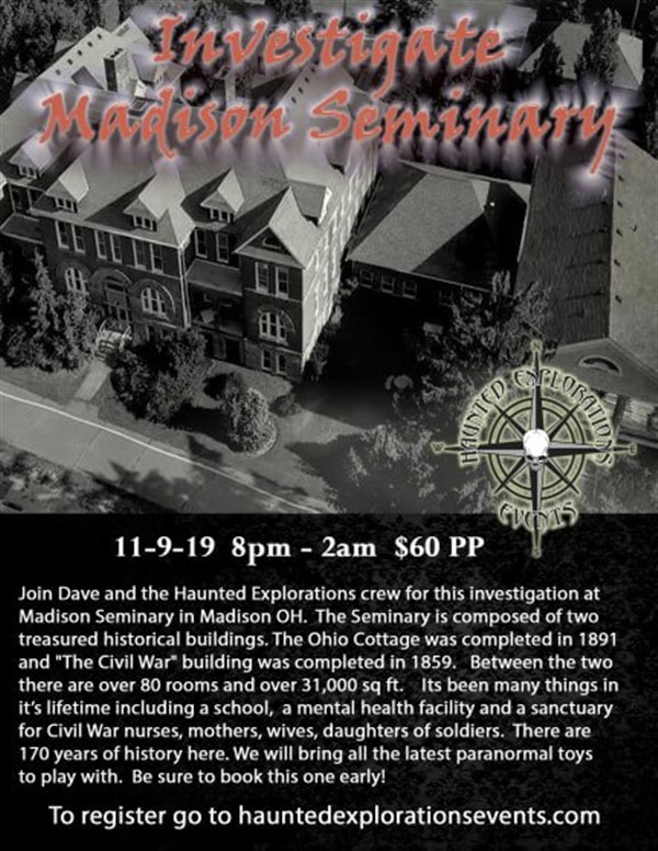 Investigate The Madison Seminary
