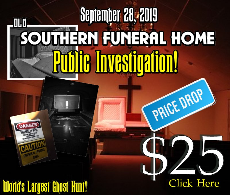 WLGH - Old Southern Funeral Home