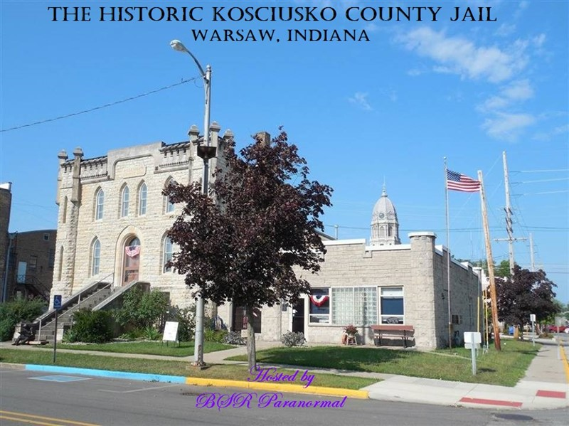 The Historic Kosciusko County Jail Museum