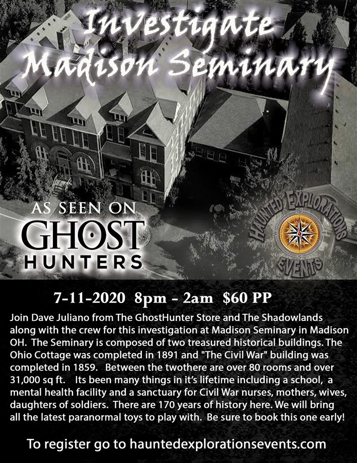 Investigate Madison Seminary