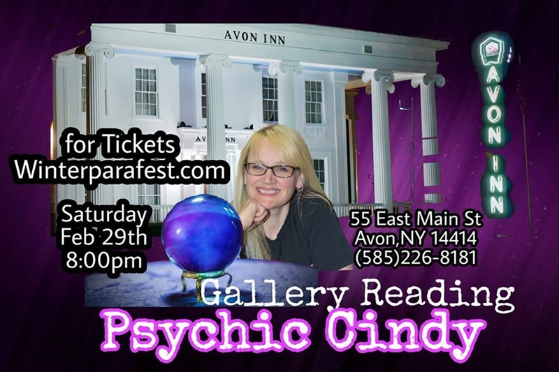 Psychic Gallery Reading