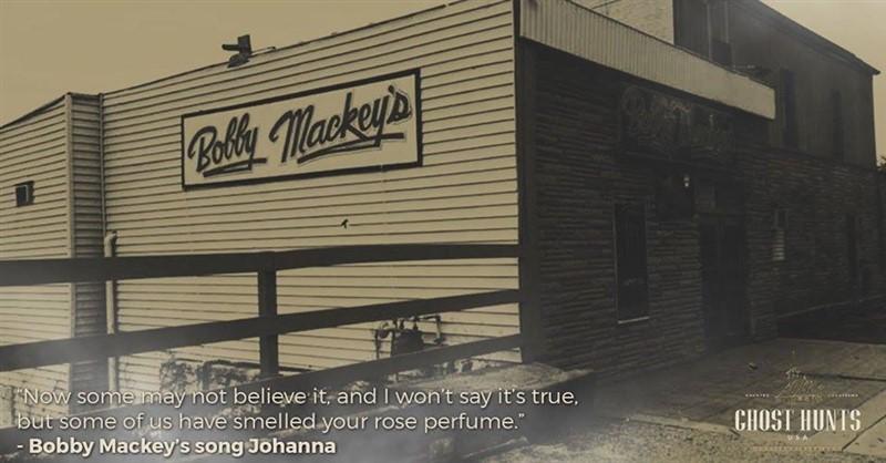 Bobby Mackey's Ghost Hunt