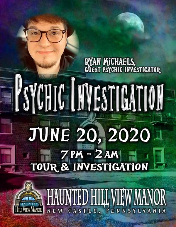 Psychic Investigation