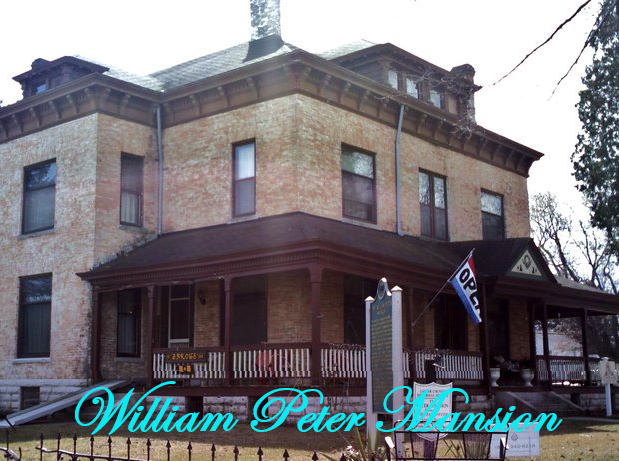 William Peter Mansion
