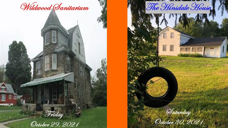 Wildwood Sanitarium & The Hinsdale House