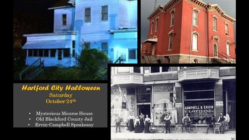 Hartford City Halloween Celebration