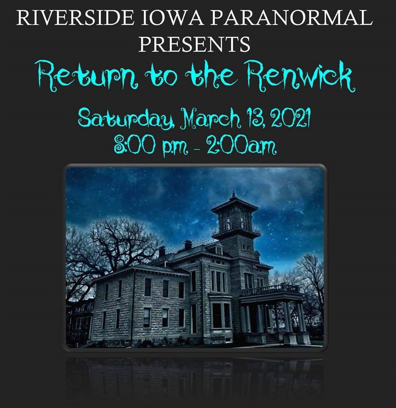 Get Information and buy tickets to Return to the Renwick  on Thriller Events