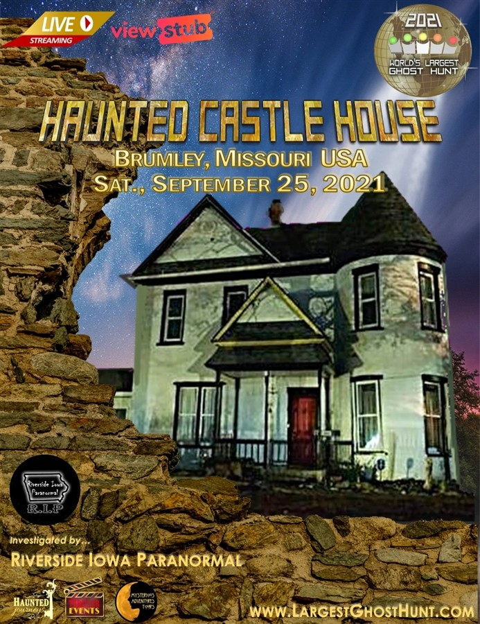 Get Information and buy tickets to Knight at the Haunted Castle House  on Thriller Events