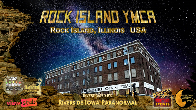 Mysteries of the Mischievous at the Rock Island YMCA