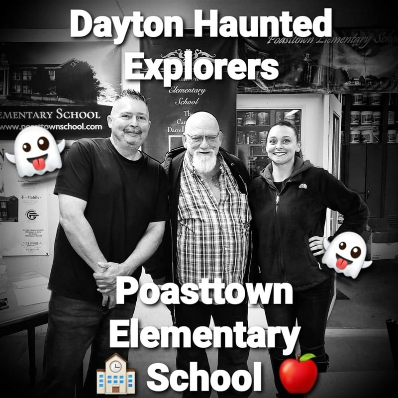 Get Information and buy tickets to Poasttown Elementary School Investigation  on Thriller Events