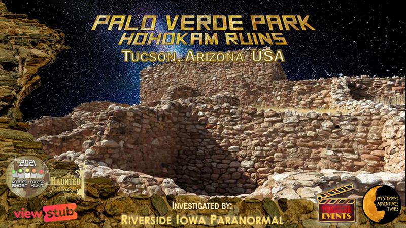 Palo Verde Park Hohokam Ruins