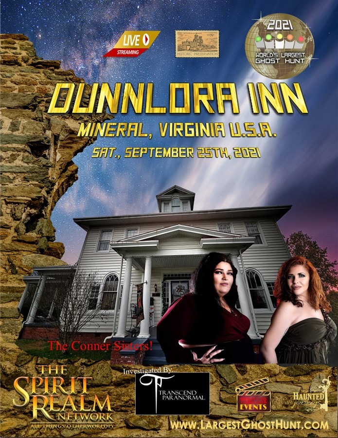World's Largest Ghost Hunt: Dunnlora Inn