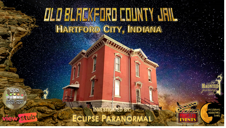 World's Largest Ghost Hunt in Hartford City, Indiana