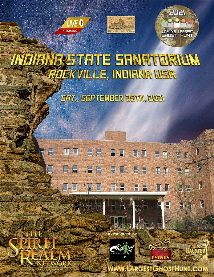 Get Information and buy tickets to Investigate Indiana State Sanatorium World