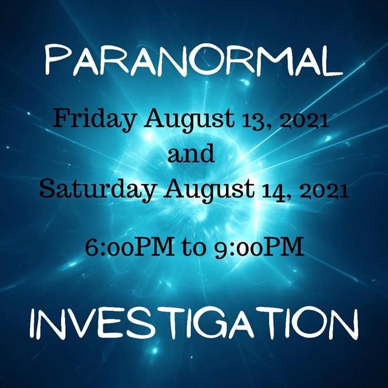 Paranormal Investigation At Historic McDonald AirBnB