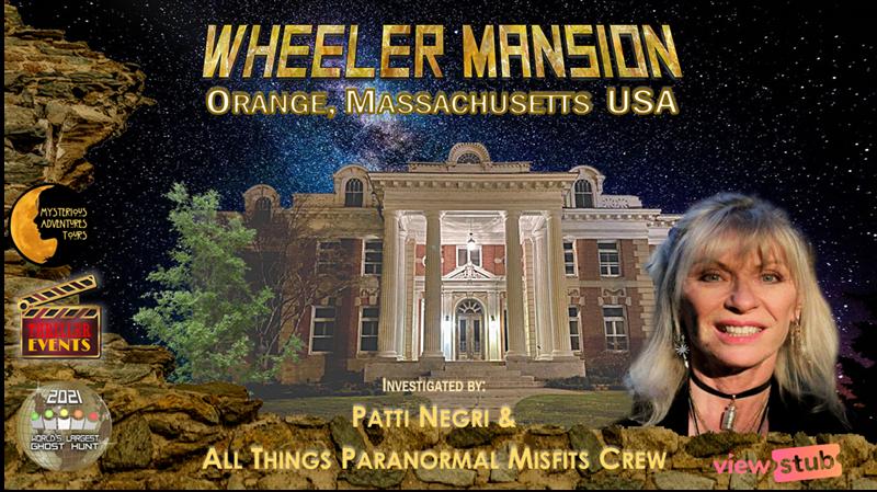 Investigate the Wheeler Mansion (WLGH)