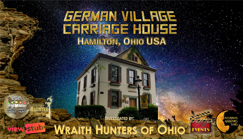 Investigate The Carriage House