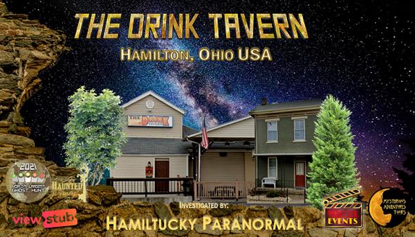 Investigate the Haunted Drink Tavern Campus!