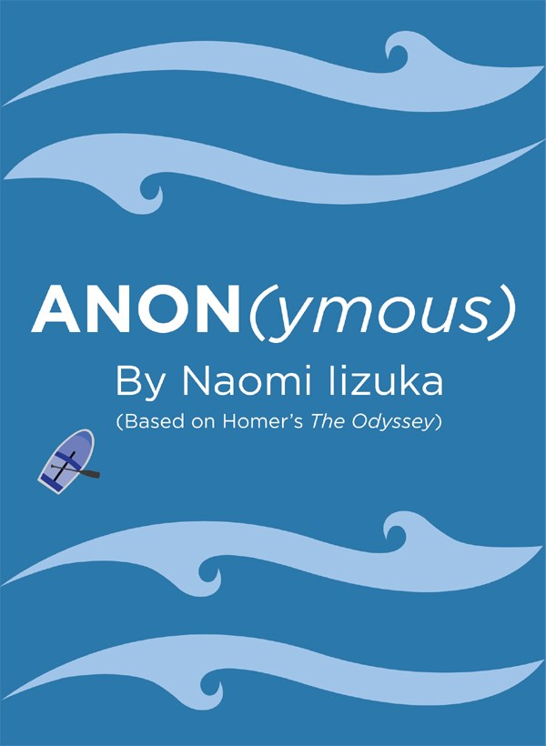 Get Information and buy tickets to Anon(ymous) by Naomi Ilzuka on isb.bj.edu.cn