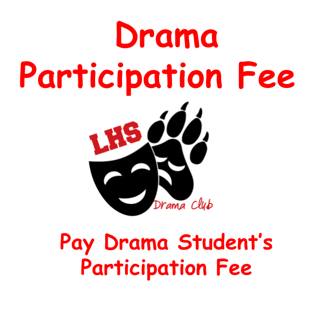 LHS Drama Participation Dues  on May 01, 20:00@Laingsburg  High School - Buy tickets and Get information on Laingsburg High School