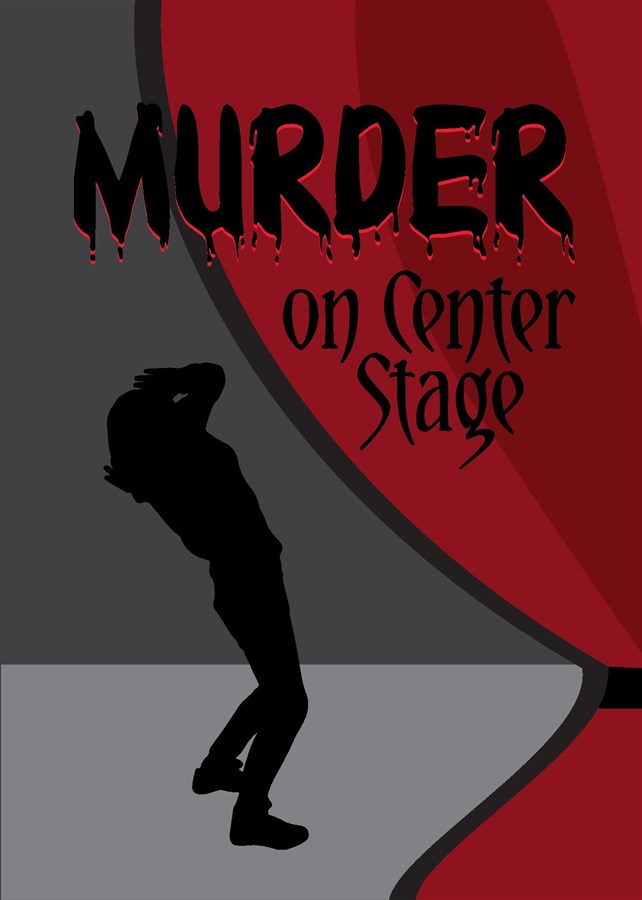 Get Information and buy tickets to Murder on Center Stage Laingsburg Dinner Theater on Laingsburg High School