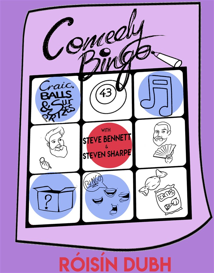 Comedy Bingo January 2020