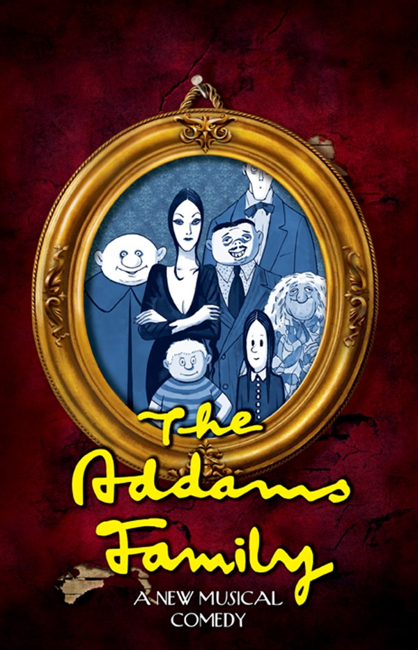 Get Information and buy tickets to THE ADDAMS FAMILY  on socasteeperformingarts.com