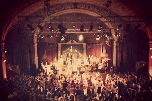 The Savoy Ball 8pm-12.30am London's finest Vintage Swing Ball! on Apr 27, 20:00@The Grand Hall, Battersea Arts Centre - Buy tickets and Get information on The Savoy Ball tickets.savoyball.com