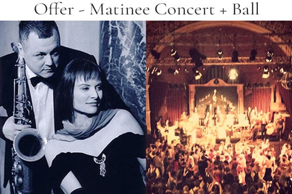 SPECIAL OFFER - Matinee Concert + Ball - £69 Matinee (front stalls) + Ball (general admission) on Apr 27, 14:15@The Grand Hall, Battersea Arts Centre - Buy tickets and Get information on The Savoy Ball tickets.savoyball.com