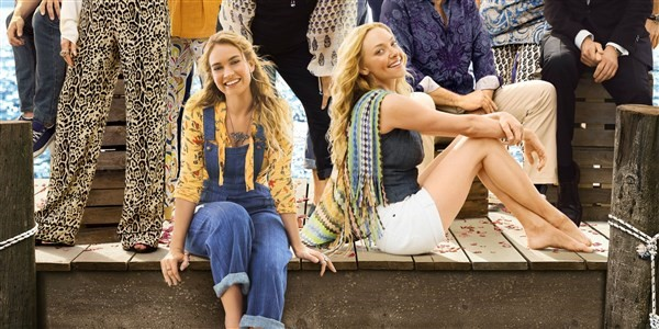 Get Information and buy tickets to Mamma Mia here we go again English Audio on Jimmy's Exclusive Club and Bar
