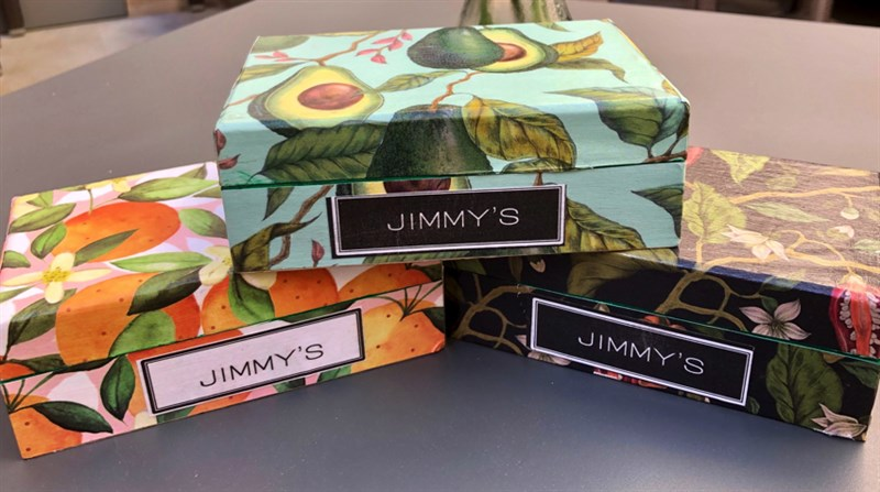 Get Information and buy tickets to Decoupage Workshop / Taller de Decoupage  on Jimmy's Exclusive Club and Bar