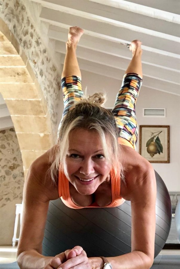 Get Information and buy tickets to Pilates Workshop with Wendy Scott ; Taller de Pilates  on Jimmy's Exclusive Club and Bar