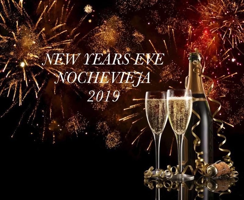 New Years Eve / Nochevieja 2019