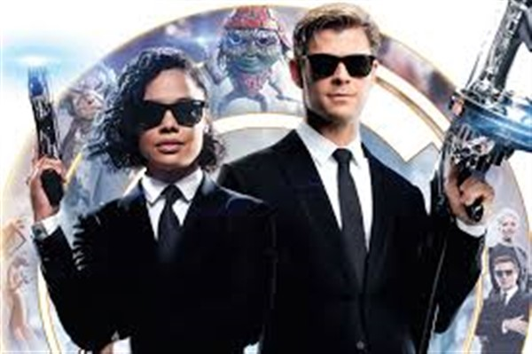 Get Information and buy tickets to Men in Black International English Audio on Jimmy's Exclusive Club and Bar