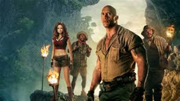 Get Information and buy tickets to Jumanji Welcome to the Jungle English Audio on Jimmy's Exclusive Club and Bar