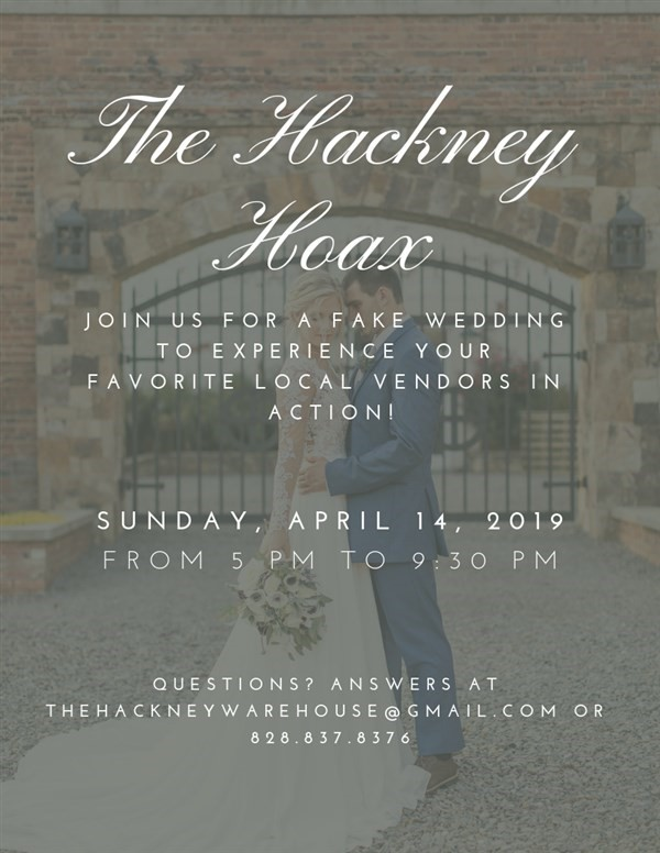 Get Information and buy tickets to The Hackney Hoax  on The Hackney Warehouse