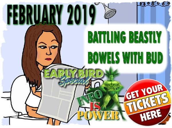 Get Information and buy tickets to BATTLE BEASTLY BOWELS WITH BUD Details TBA on Ticketor