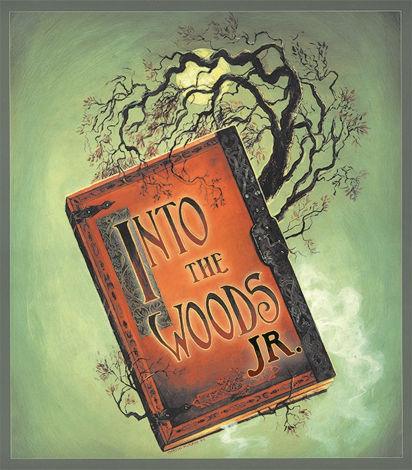 Get Information and buy tickets to Into the Woods,Jr (Dessert Theater) GOLDEN SLIPPER CAST on Parkside Players