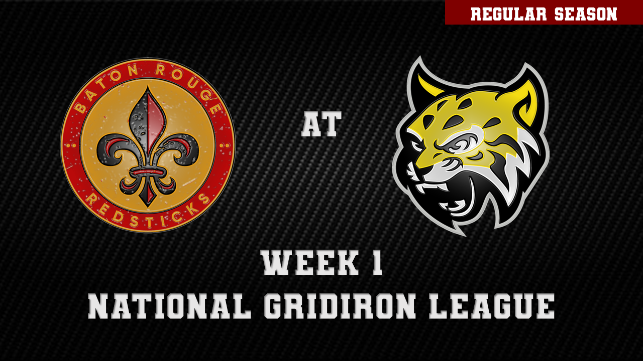 BATON ROUGE REDSTICKS AT ATLANTA WILDCATS  on Mar 12, 19:30@Wildcats Stadium - Pick a seat, Buy tickets and Get information on ngltickets.com