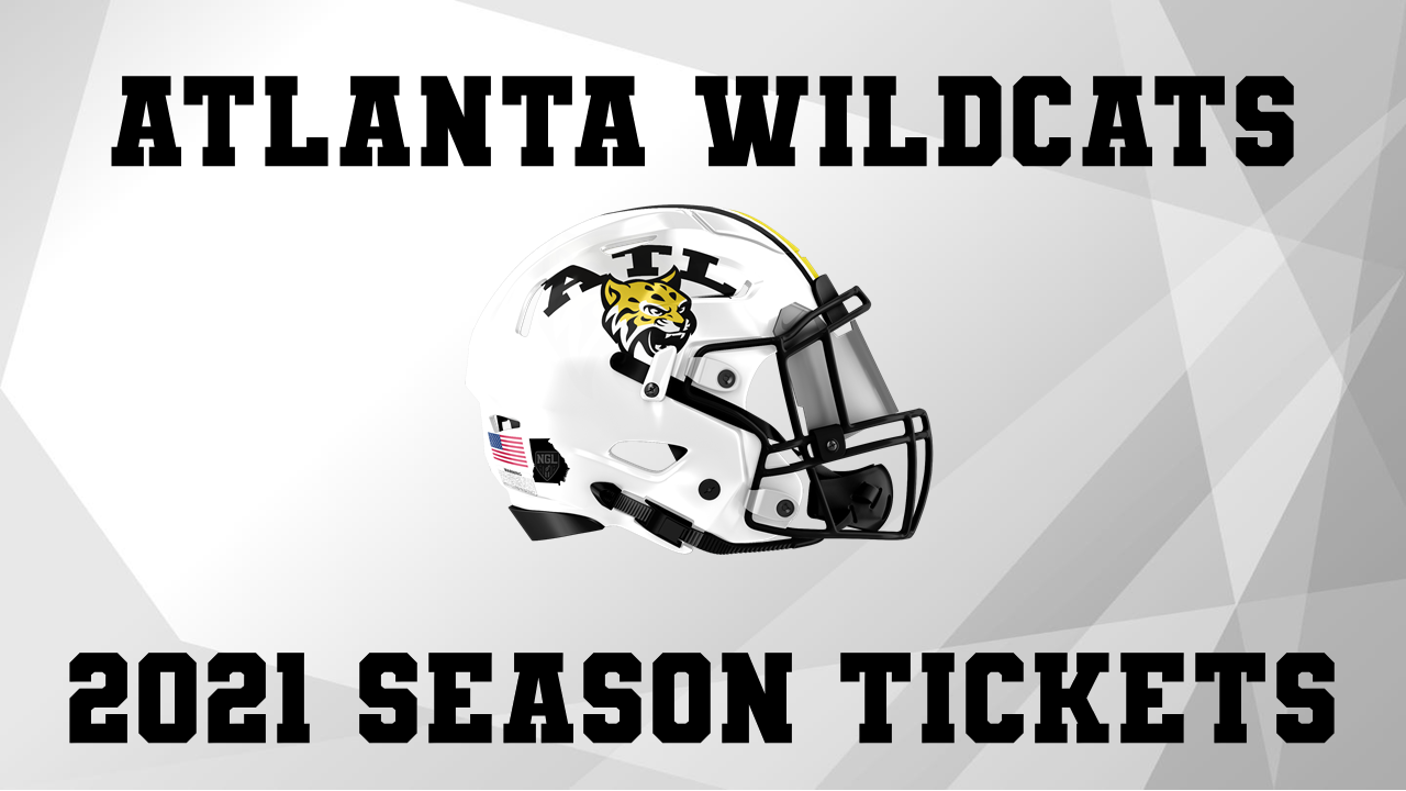 ATLANTA WILDCATS SEASON TICKETS  on Nov 01, 02:00@Hines Ward Field at Tara Stadium - Buy tickets and Get information on ngltickets.com