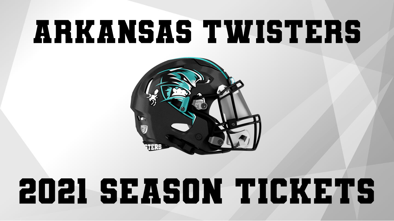 ARKANSAS TWISTERS SEASON TICKETS  on Nov 02, 02:00@Twisters Stadium - Buy tickets and Get information on ngltickets.com