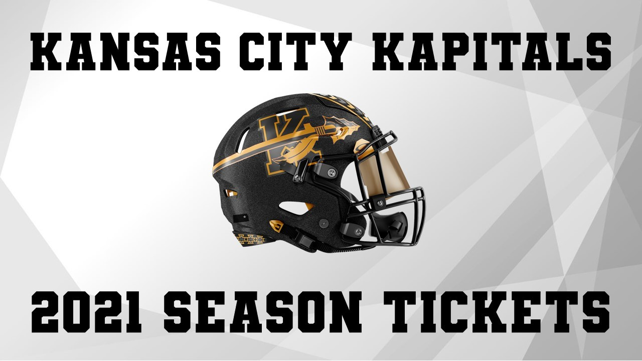 KANSAS CITY KAPITALS SEASON TICKETS  on Nov 04, 02:00@Kapitals Stadium - Buy tickets and Get information on ngltickets.com