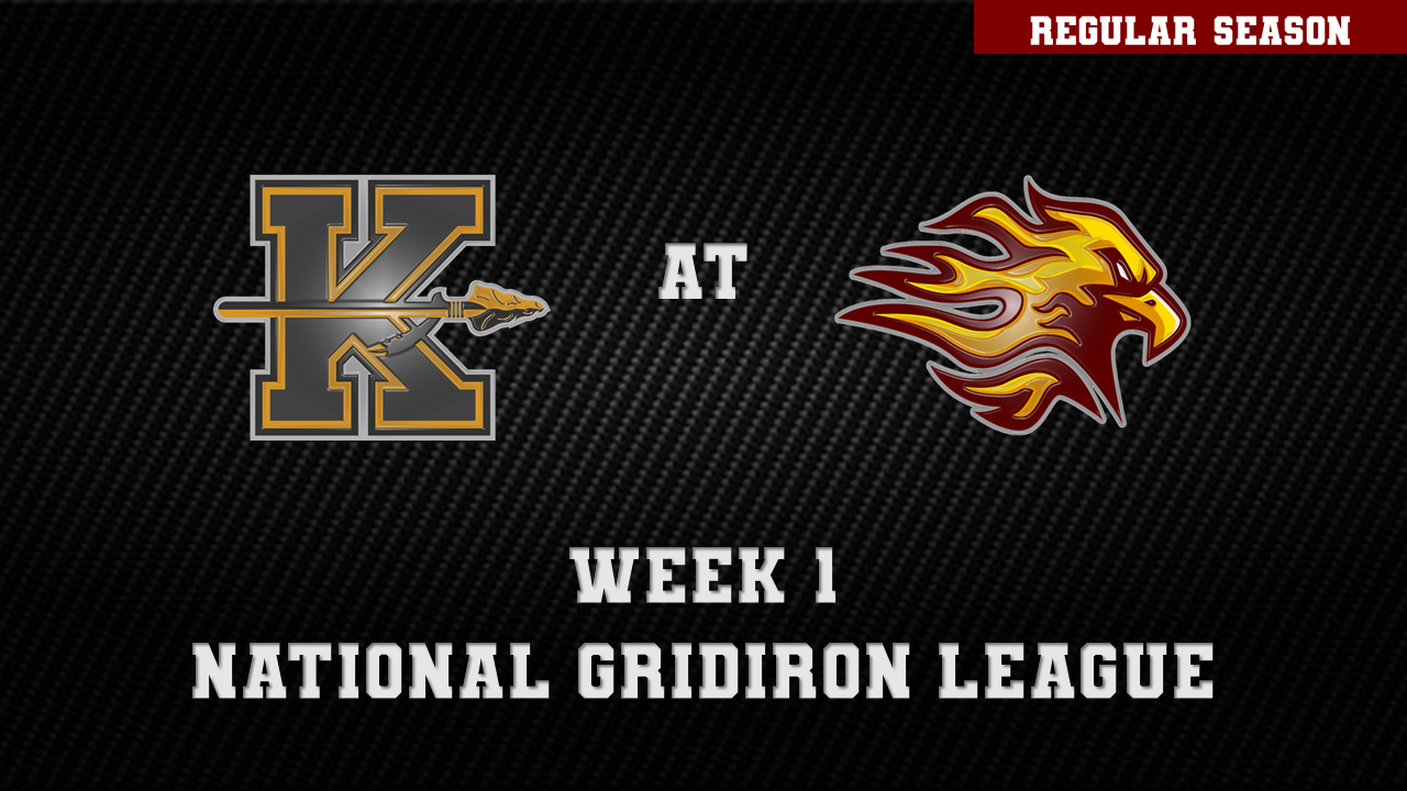 KANSAS CITY KAPITALS AT LOUISVILLE FIREBIRDS  on Mar 13, 19:00@Jeffersonville High Football Stadium - Pick a seat, Buy tickets and Get information on ngltickets.com