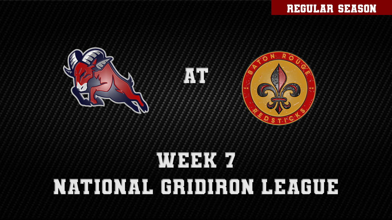 HOUSTON BIGHORNS AT BATON ROUGE REDSTICKS  on abr. 24, 19:00@Redsticks Stadium - Pick a seat, Buy tickets and Get information on ngltickets.com